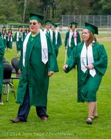 2986 Vashon Island High School Graduation 2014 061414