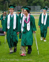 2990 Vashon Island High School Graduation 2014 061414