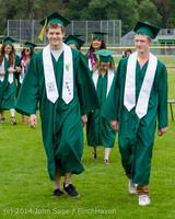 2991 Vashon Island High School Graduation 2014 061414