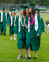 2997 Vashon Island High School Graduation 2014 061414