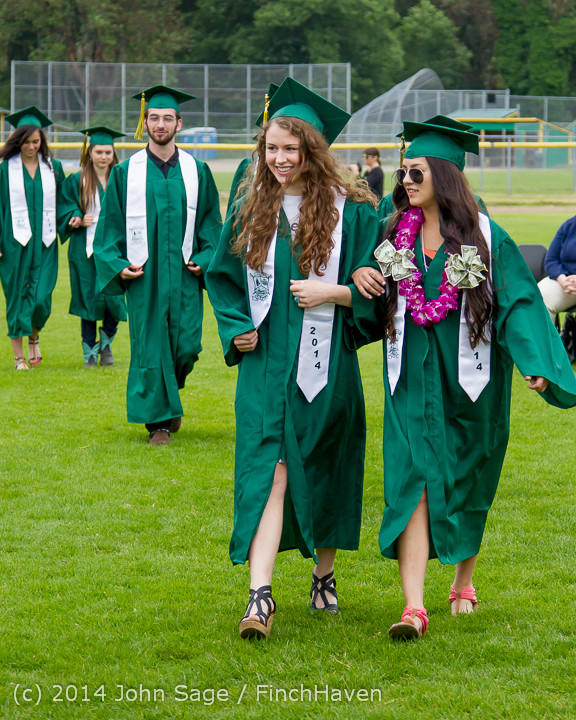 2999 Vashon Island High School Graduation 2014 061414