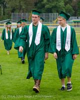3011 Vashon Island High School Graduation 2014 061414