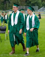 3012 Vashon Island High School Graduation 2014 061414