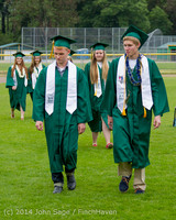 3014 Vashon Island High School Graduation 2014 061414