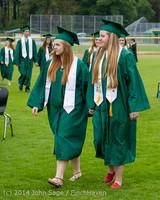 3018 Vashon Island High School Graduation 2014 061414