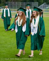 3020 Vashon Island High School Graduation 2014 061414