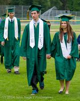 3023 Vashon Island High School Graduation 2014 061414