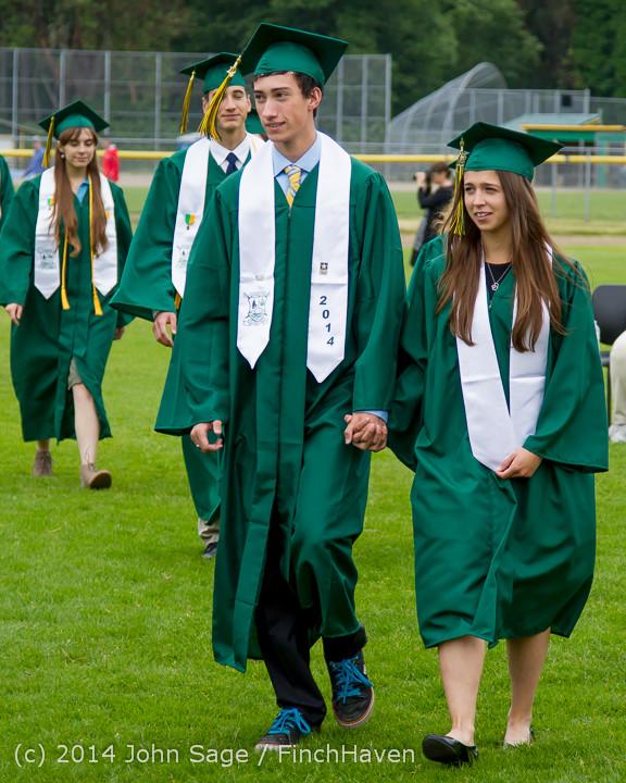 3025 Vashon Island High School Graduation 2014 061414