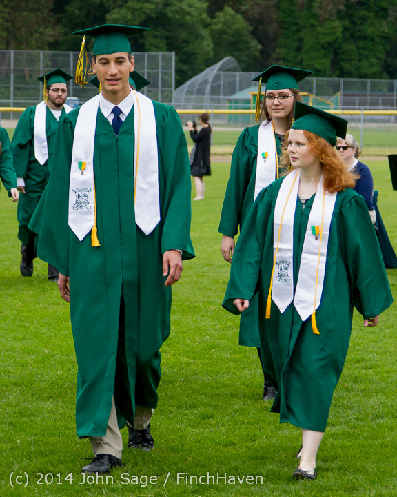 3028 Vashon Island High School Graduation 2014 061414