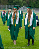 3031 Vashon Island High School Graduation 2014 061414