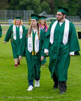 3035 Vashon Island High School Graduation 2014 061414