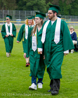 3036 Vashon Island High School Graduation 2014 061414