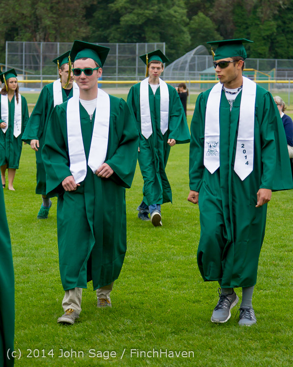 3040 Vashon Island High School Graduation 2014 061414