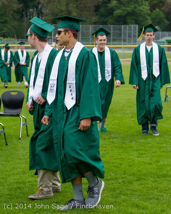 3043 Vashon Island High School Graduation 2014 061414