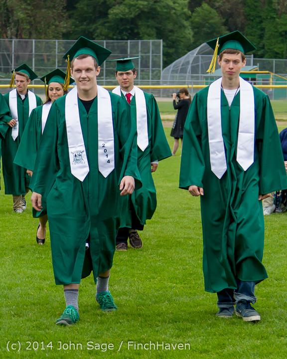 3044 Vashon Island High School Graduation 2014 061414