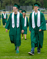 3046 Vashon Island High School Graduation 2014 061414