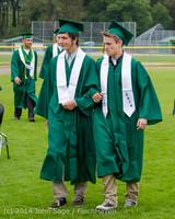 3054 Vashon Island High School Graduation 2014 061414