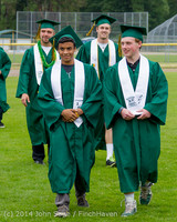 3055 Vashon Island High School Graduation 2014 061414