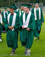 3058 Vashon Island High School Graduation 2014 061414