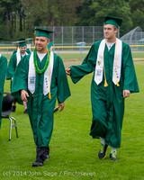 3060 Vashon Island High School Graduation 2014 061414
