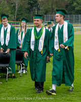 3062 Vashon Island High School Graduation 2014 061414