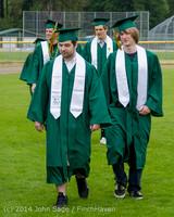 3064 Vashon Island High School Graduation 2014 061414