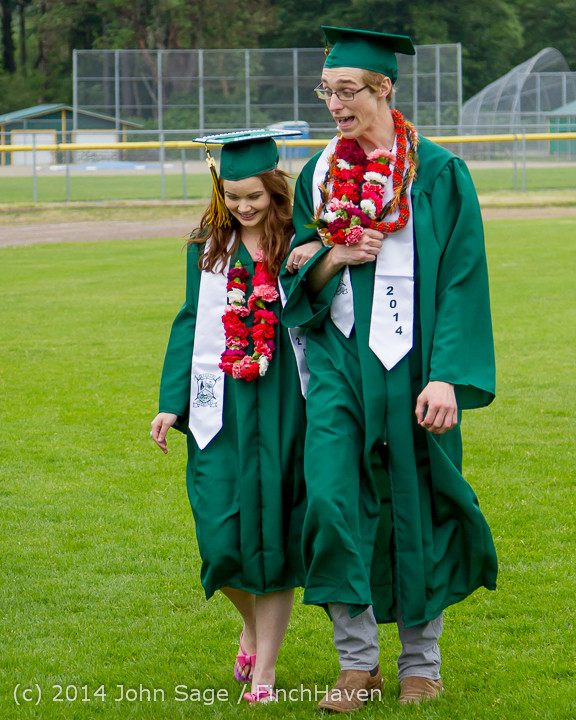 3072 Vashon Island High School Graduation 2014 061414