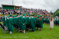 3075 Vashon Island High School Graduation 2014 061414