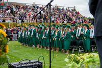 3076 Vashon Island High School Graduation 2014 061414