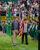 3079-a Vashon Island High School Graduation 2014 061414