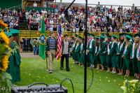 3079 Vashon Island High School Graduation 2014 061414