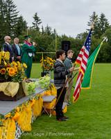 3082 Vashon Island High School Graduation 2014 061414