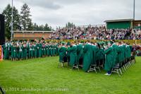 3093 Vashon Island High School Graduation 2014 061414