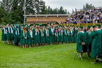 3100 Vashon Island High School Graduation 2014 061414