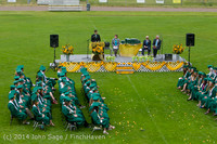 3106 Vashon Island High School Graduation 2014 061414