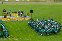 3107 Vashon Island High School Graduation 2014 061414