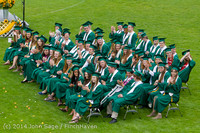 3110 Vashon Island High School Graduation 2014 061414