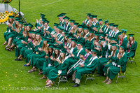 3126 Vashon Island High School Graduation 2014 061414