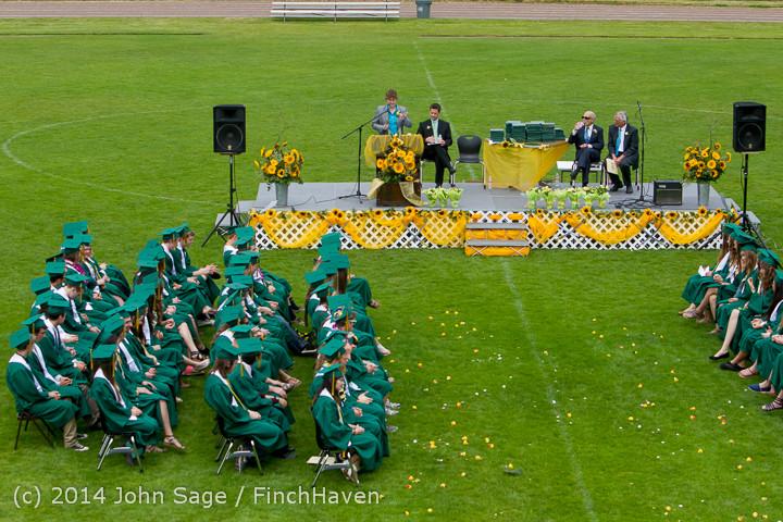 3137 Vashon Island High School Graduation 2014 061414