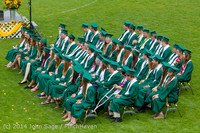 3142 Vashon Island High School Graduation 2014 061414