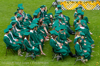 3144 Vashon Island High School Graduation 2014 061414