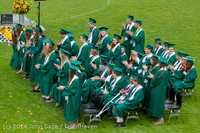 3174 Vashon Island High School Graduation 2014 061414