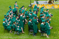 3175 Vashon Island High School Graduation 2014 061414