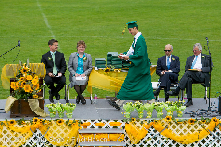 3194 Vashon Island High School Graduation 2014 061414