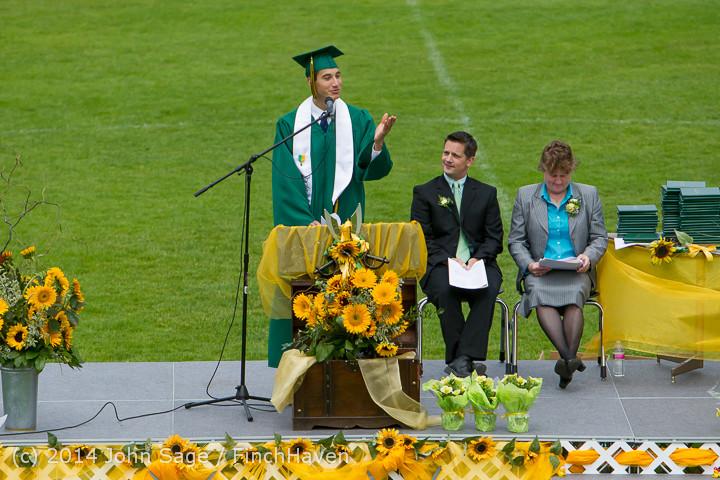 3200 Vashon Island High School Graduation 2014 061414