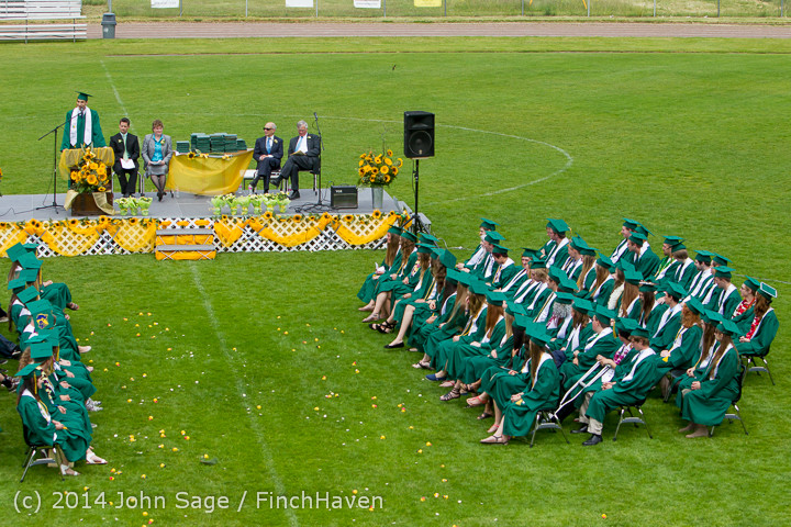 3205 Vashon Island High School Graduation 2014 061414