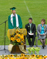 3216-a Vashon Island High School Graduation 2014 061414