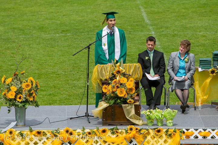 3226 Vashon Island High School Graduation 2014 061414