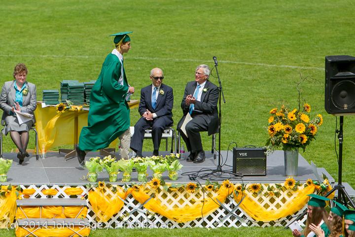 3231 Vashon Island High School Graduation 2014 061414