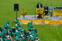 3266 Vashon Island High School Graduation 2014 061414